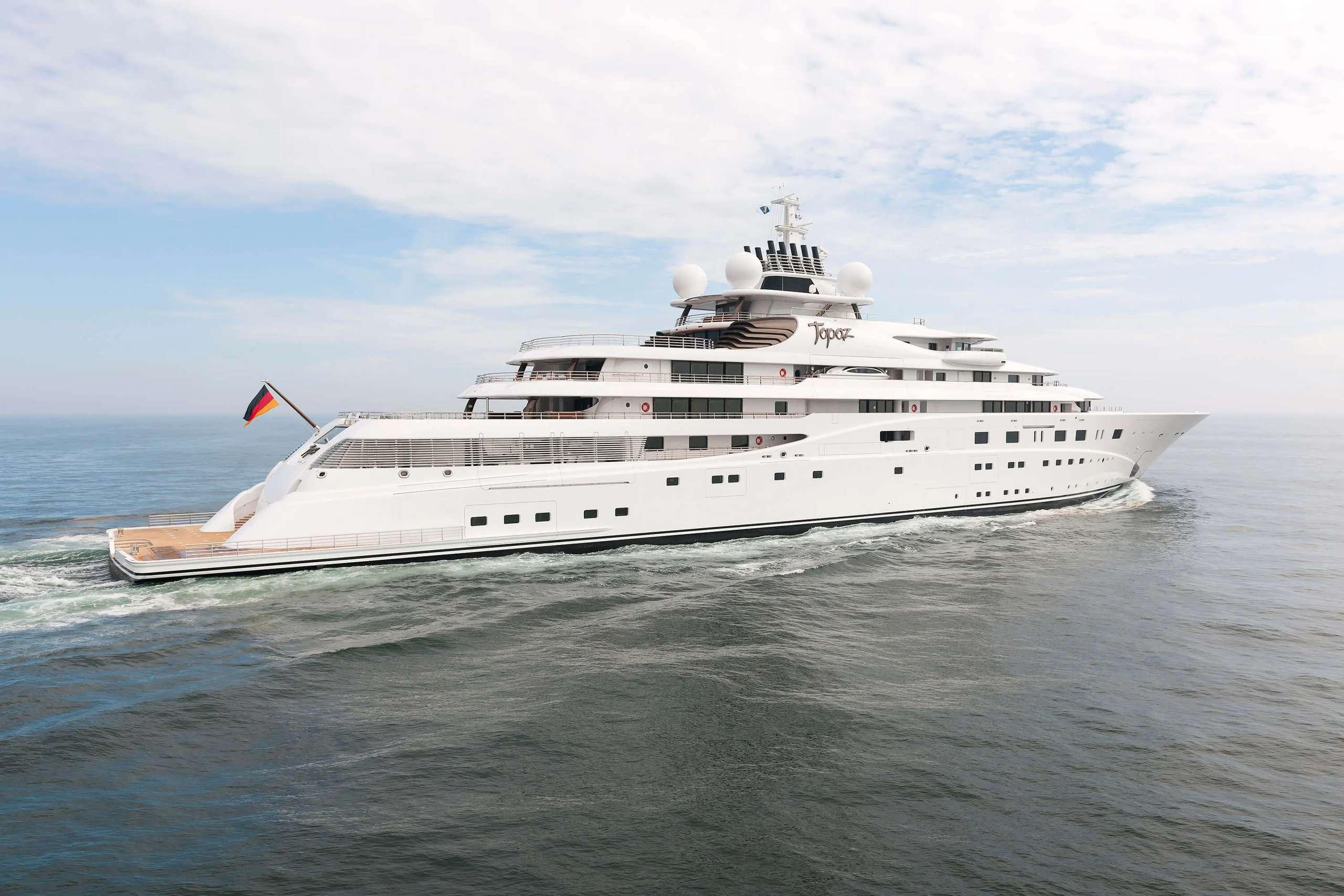 Lürssen custom A+ for Sale | Romeo United Yachts